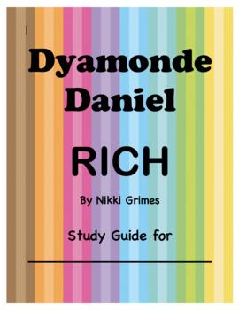 Study Guide for Rich: A Dyamonde Daniel Book