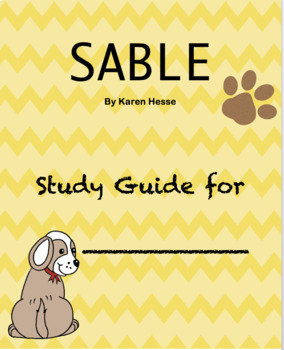 Study Guide for Sable