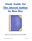 Study Guide for The Absent Author by Ron Roy