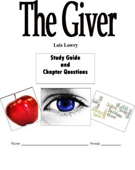 Study Guide for The Giver, by Lois Lowry