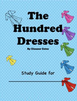 Study Guide for The Hundred Dresses