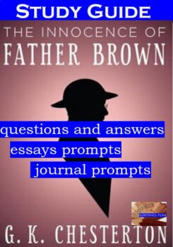Study Guide for The Innocence of Father Brown by G.K. Chesterton