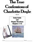 Study Guide for The True Confessions of Charlotte Doyle by Avi - Chapters 1-12