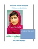 Study and Discussion Guide for I Am Malala, by Malala Yousafzai