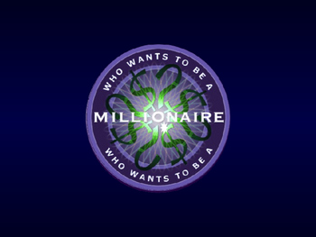 Study Guide or Review Game: So You Want to be a Millionaire?