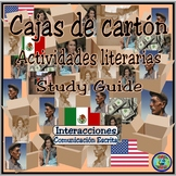 Study Guide for Cajas de cartón - Cajas de cartón guía de