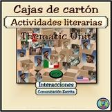 Cajas de cartón Study Guide - Cajas de cartón guía de estudios literarios