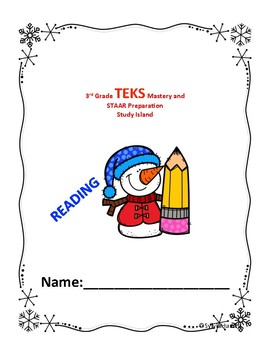 Study Island: Purpose for Reading Individual Skill with TEKS