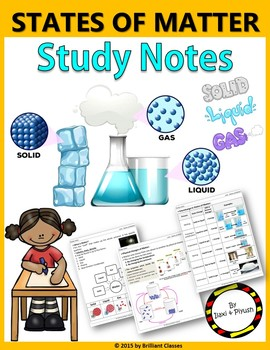 Study Notes: States of Matter