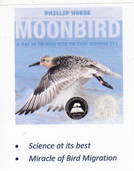 Study Packet for Moonbird: A Year on the Wind ...with B95; Nonfiction