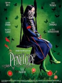 Study Questions for Penelope starring Christina Ricci