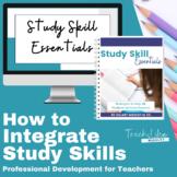 Study Skill Integration Training