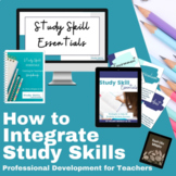 Study Skill Integration Training
