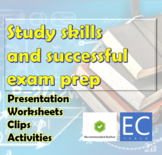 Study Skills - Presentation and Worksheets