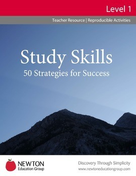 Study Skills: 50 Strategies for Success LEVEL 1 (grades 3-5)