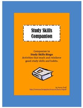 Study Skills Companion