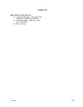 Study Skills: Context Clues: Definition