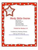 Study Skills Course - 10 week package