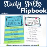Study Skills Flipbook