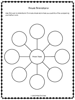 Study Skills Graphic Organizers: Time Management Edition