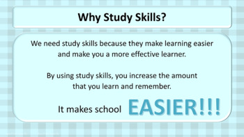 Study Skills Habits Test-taking Assessment Strategies Lesson w 20 Video Links