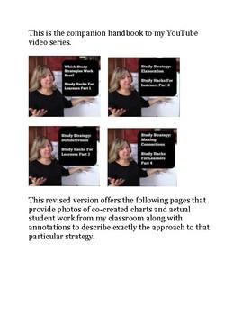 Study Skills Handbook:  Elaboration, Distinctiveness, and Making Connections