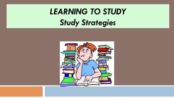 Study Skills Lesson