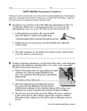 Study Skills: Note Taking: Paraphrasing Information