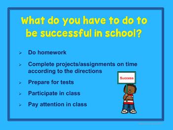Study Skills PowerPoint