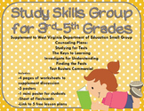 Study Skills Small Group: Supplement for WV Counseling Curriculum