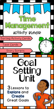 Study Skills Small Group or Classroom Lesson Bundle