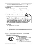 Study Skills: Taking Notes From Reading: More Outlining Practice
