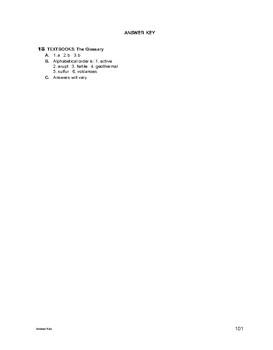Study Skills: Textbooks: The Glossary