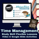 Study Skills: Time Management Distance Learning Flexible L