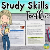 Study Skills Workbook - Distance Learning and Google Classroom