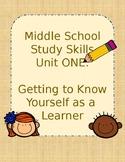 Study Skills Unit 1