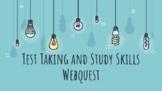 Study Skills Webquest