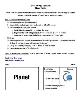 Study Skills and Homework Guide