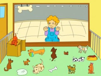 Study Spanish Vocab: AR Verbs - Animals - Picture Perfect Language Learning