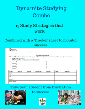 Study Strategies and Tips that Work