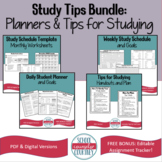 Study Tips Bundle