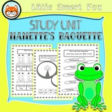 "Book Companion/Study Unit ""Nanette's Baguette"" by Mo Willems"