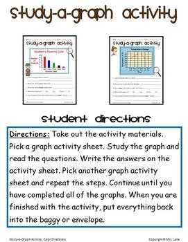 Study-a-Graph Activity