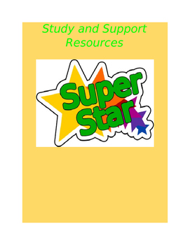 Study and Support Resources