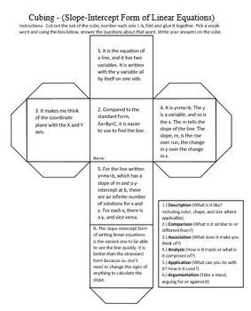 Study and Vocab Strategies