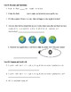 Study guide for Earth's Motion Test