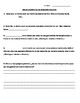 Study guide/test for the season - guia de estudios/examen para estaciones