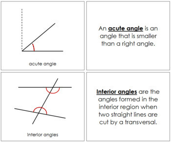 Study of Angles: Book