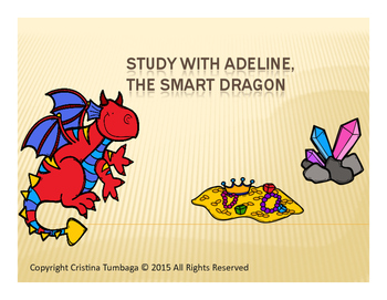 Freebie: Study with Adeline: Test Taking Strategies
