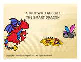 Freebie: Study with Adeline: Test Taking Strategies